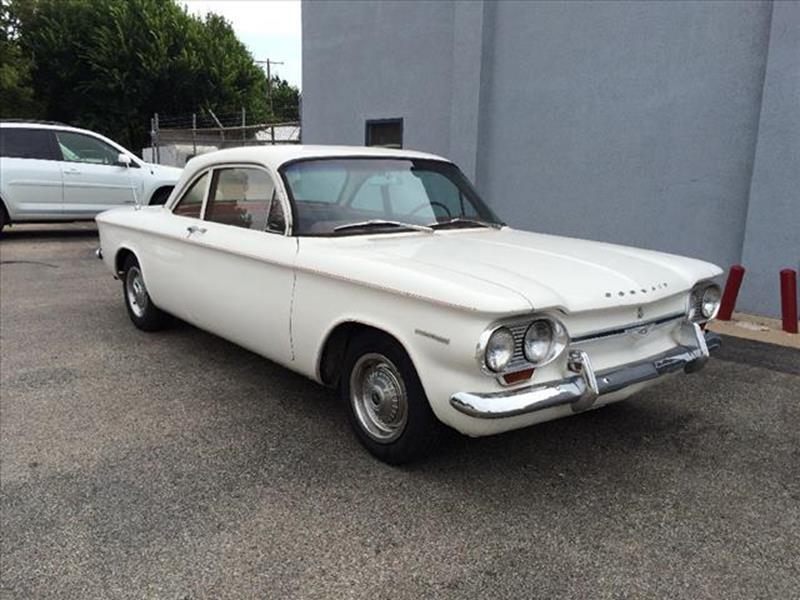 1964 Chevrolet Corvair 500 Club Coupe - Wichita KS