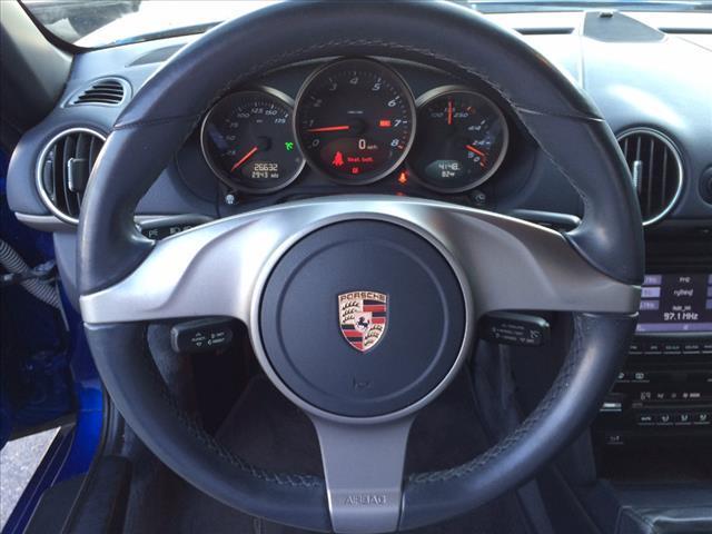 2010 Porsche Boxster 2dr Convertible - Wichita KS