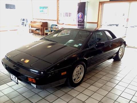 1989 lotus esprit for sale in wichita ks
