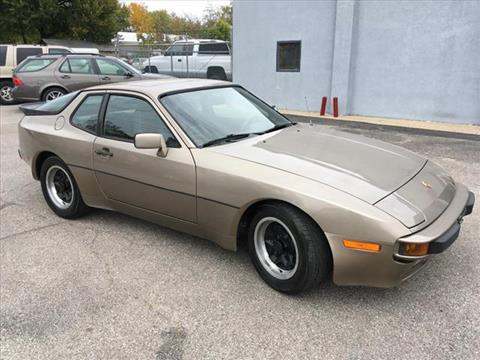 1983 porsche 944 for sale in puyallup, wa - carsforsale