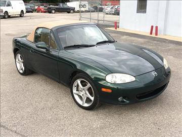 2001 Mazda MX-5 Miata for sale in Wichita, KS