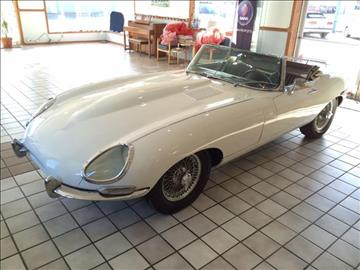 1969 Jaguar XK-Series
