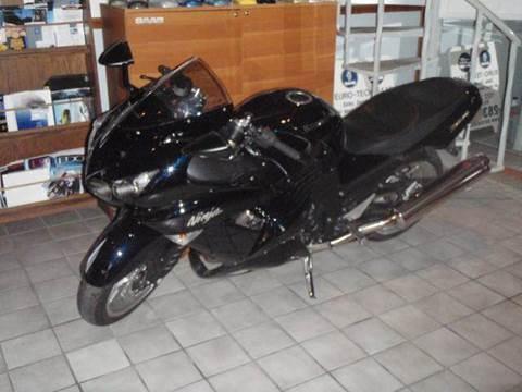 2008 Kawasaki Ninja ZX-14R ABS