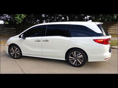 2018 Honda Odyssey for sale in Wichita, KS