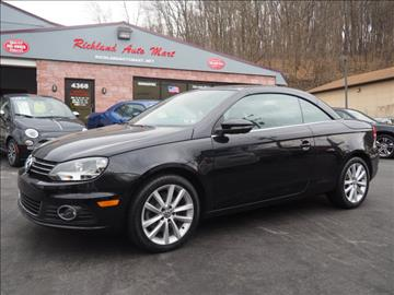 2013 Volkswagen Eos for sale in Gibsonia, PA