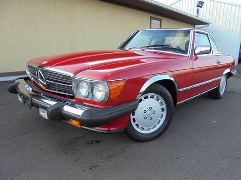 1986 Mercedes Benz 560 Class For Sale
