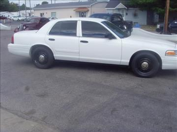 2010 Ford Crown Victoria for sale in Henderson, KY