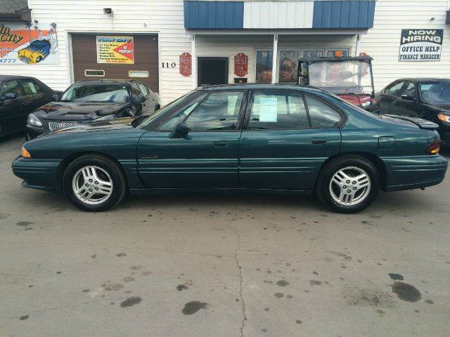1997 pontiac bonneville for sale in grand forks nd for Twin city motors morristown tn