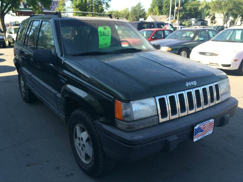 1995 jeep grand cherokee laredo 4dr 4wd suv in grand forks nd twin city motors. Black Bedroom Furniture Sets. Home Design Ideas