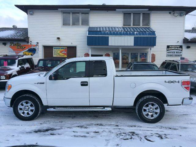 2011 ford f 150 xlt 4x4 4dr supercab styleside 6 5 ft sb in grand forks grafton thief river. Black Bedroom Furniture Sets. Home Design Ideas