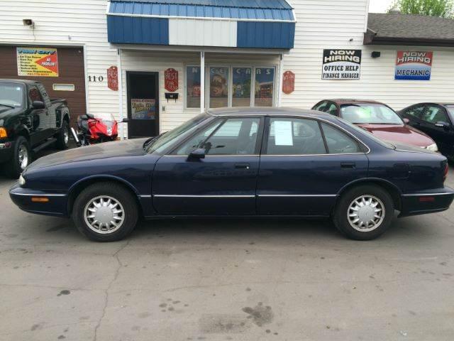 1998 oldsmobile eightyeight ls 4dr sedan in grand forks