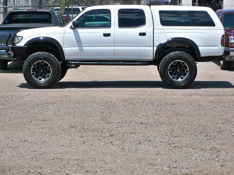 2001 toyota tacoma lifted prerunner v6 4dr double cab in phoenix az desert motors. Black Bedroom Furniture Sets. Home Design Ideas