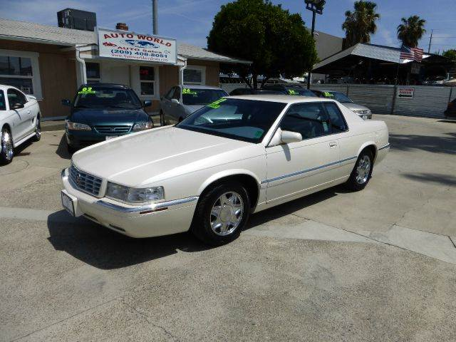 used 2002 cadillac eldorado for sale   carsforsale