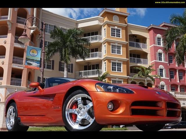 2005 dodge viper for sale in wisconsin for Black horse motors naples fl