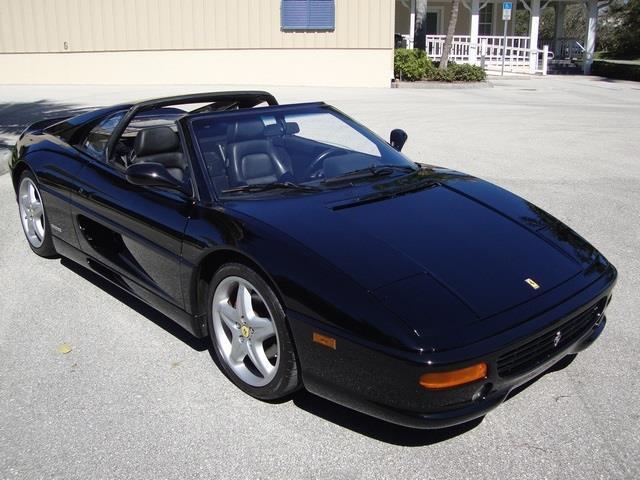 Used ferrari f355 for sale for Black horse motors naples fl