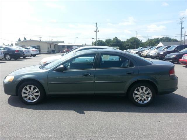 2004 Chrysler Sebring for sale in FAYETTEVILLE NC