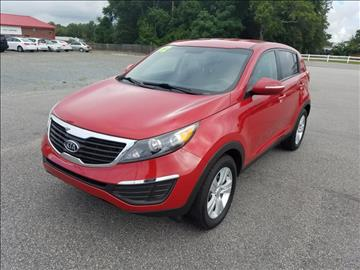2012 Kia Sportage for sale in Fayetteville, NC