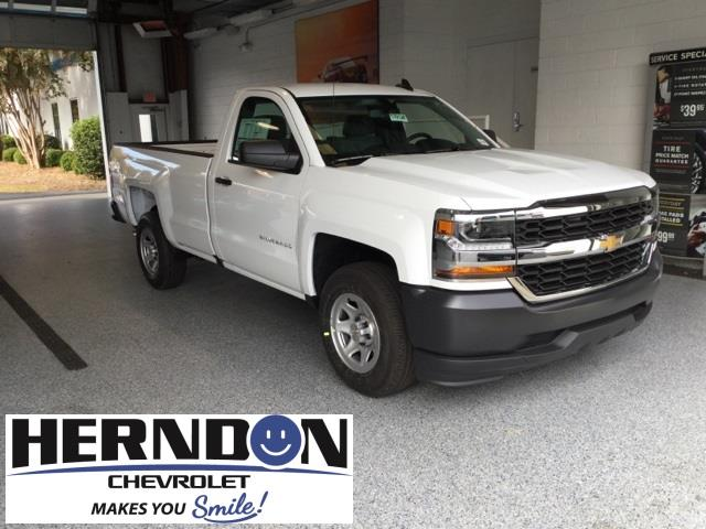 2017 chevrolet silverado 1500 wt in lexington sc herndon chevrolet. Black Bedroom Furniture Sets. Home Design Ideas