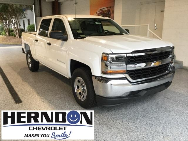 2017 chevrolet silverado 1500 4x2 ls 4dr crew cab 5 8 ft sb in lexington sc herndon chevrolet. Black Bedroom Furniture Sets. Home Design Ideas