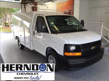 2017 Chevrolet Express Cutaway for sale in Lexington, SC