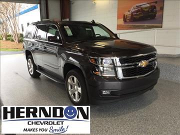 2017 Chevrolet Tahoe for sale in Lexington, SC