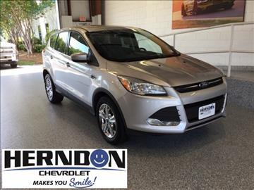 2015 Ford Escape for sale in Lexington, SC
