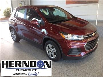 2017 Chevrolet Trax for sale in Lexington, SC