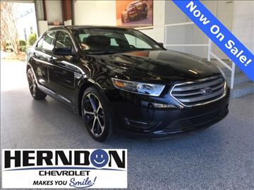 2016 Ford Taurus for sale in Lexington, SC