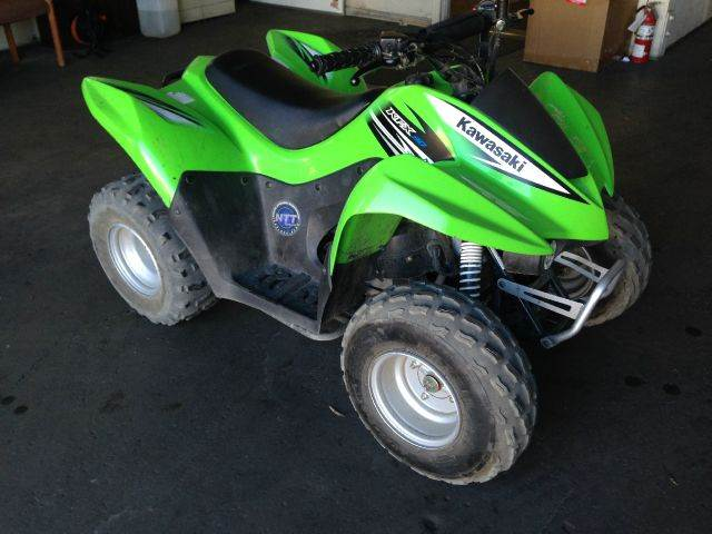 2011 KAWASAKI KSF90A ALL TERRAIN green vehicle recently serviced warranty 6 months6000 miles