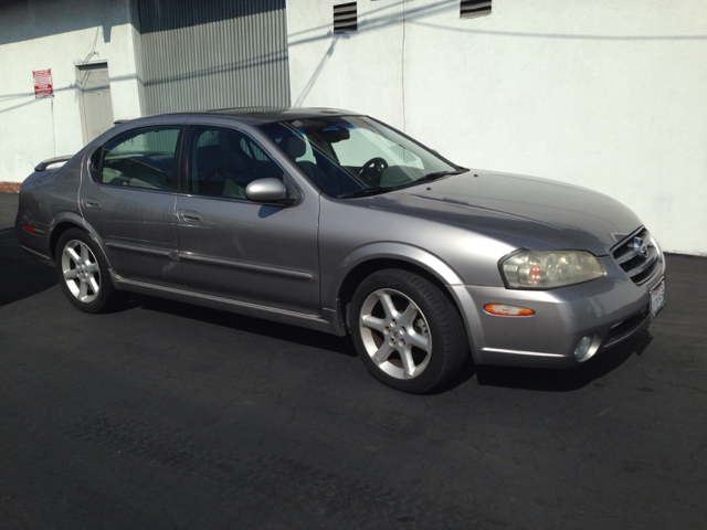 2003 NISSAN MAXIMA SE silver vehicle recently serviced  smoged warranty 6 months6000 miles we