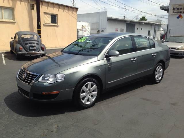 2007 VOLKSWAGEN PASSAT 20T 4DR SEDAN tan vehicle recently serviced  smoged warranty 6 months
