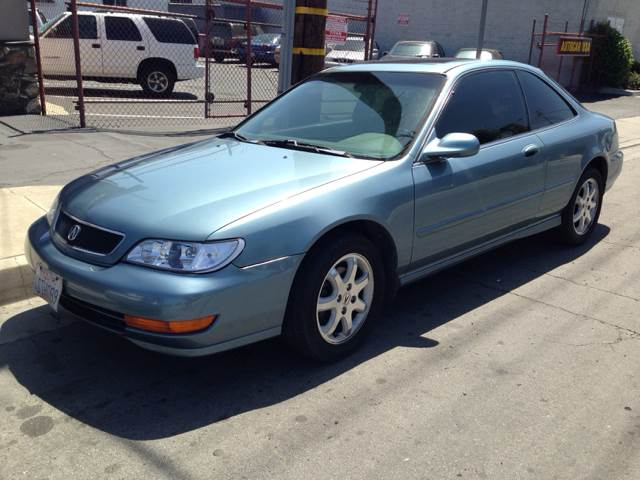 1998 ACURA CL 30CL silver vehicle recently serviced  smoged warranty 6 months6000 miles   ca