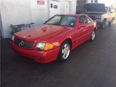 1994 Mercedes-Benz SL-Class for sale in Downey, CA