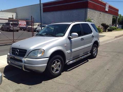 2000 Mercedes-Benz M-Class for sale in Downey, CA