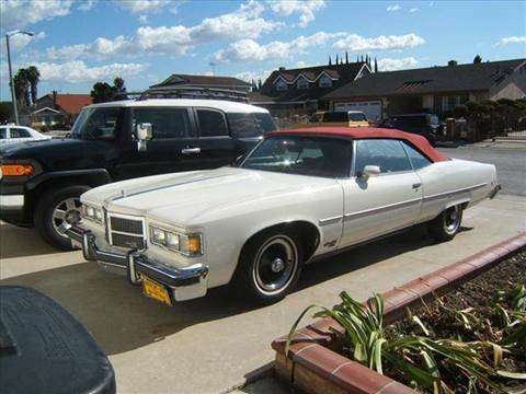 1975 Pontiac Grand Ville for sale in Downey, CA