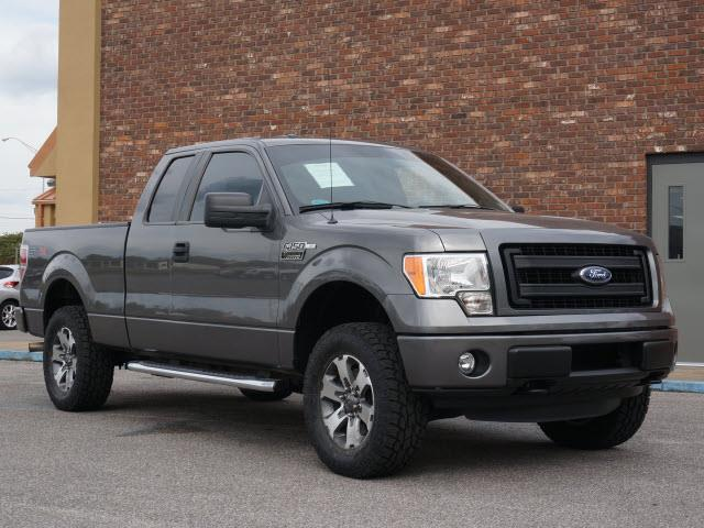 2013 ford f 150 stx 4x4 4dr supercab styleside 6 5 ft sb in meridian marion stonewall bo. Black Bedroom Furniture Sets. Home Design Ideas