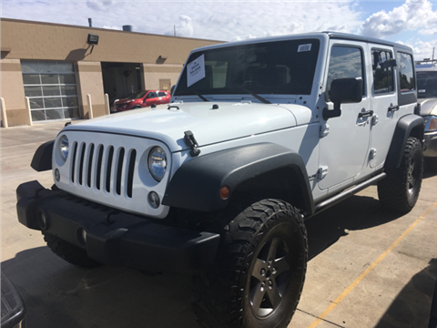 2015 Jeep Wrangler Unlimited for sale in Arlington, TX