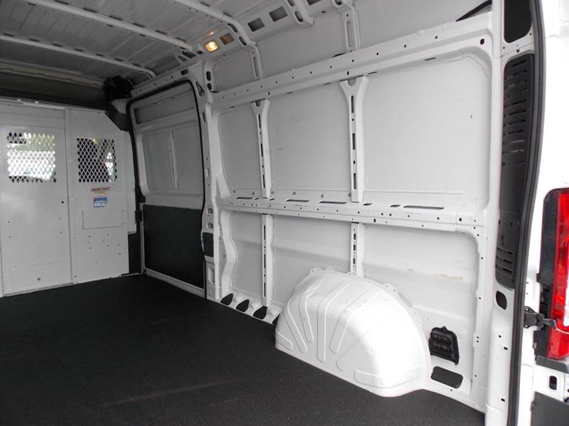 2016 Ram Promaster Cargo 2500 159 Wb 3dr High Roof Cargo