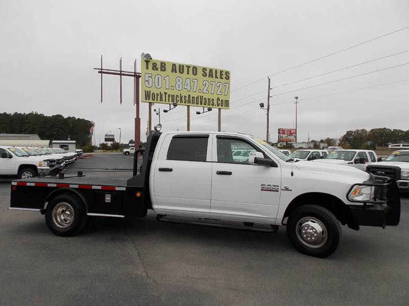Flatbed Trucks For Sale In Bryant, AR