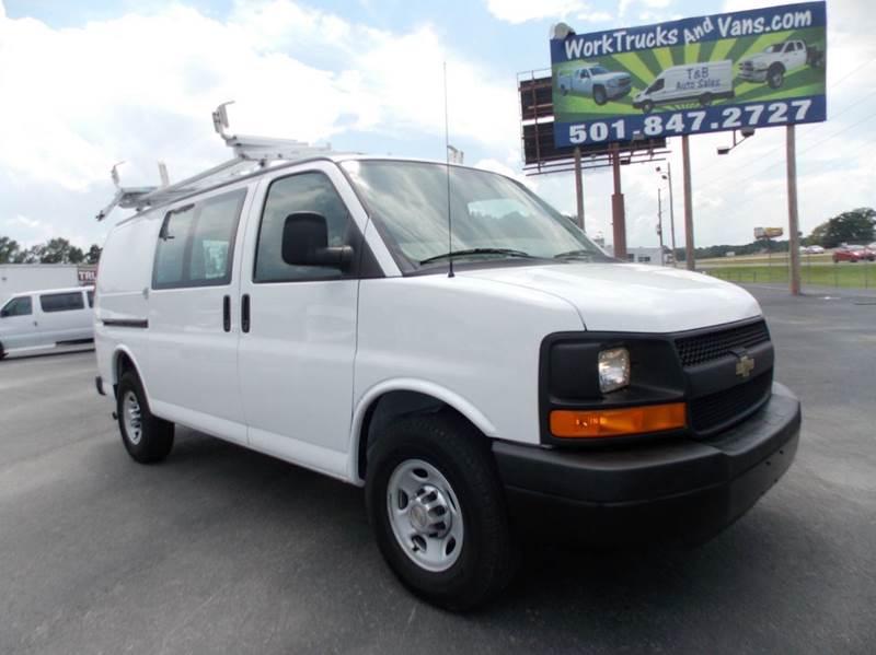 2012 Chevrolet Express Cargo 2500 3dr Cargo Van W 1wt In