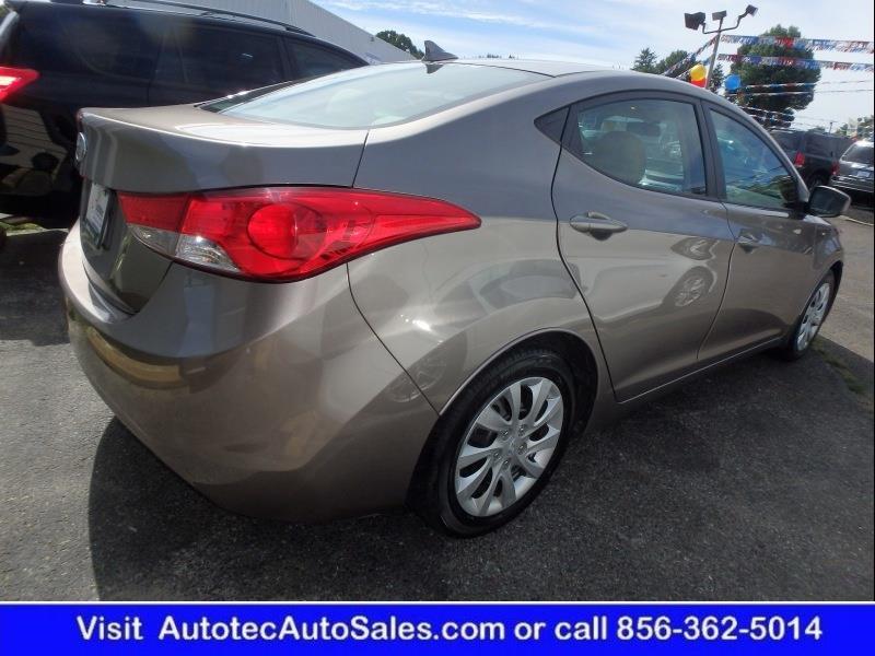 2013 Hyundai Elantra GLS 4dr Sedan - Vineland NJ