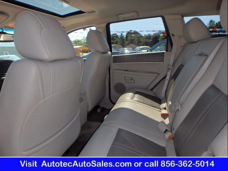 2005 Jeep Grand Cherokee 4dr Limited 4WD SUV - Vineland NJ