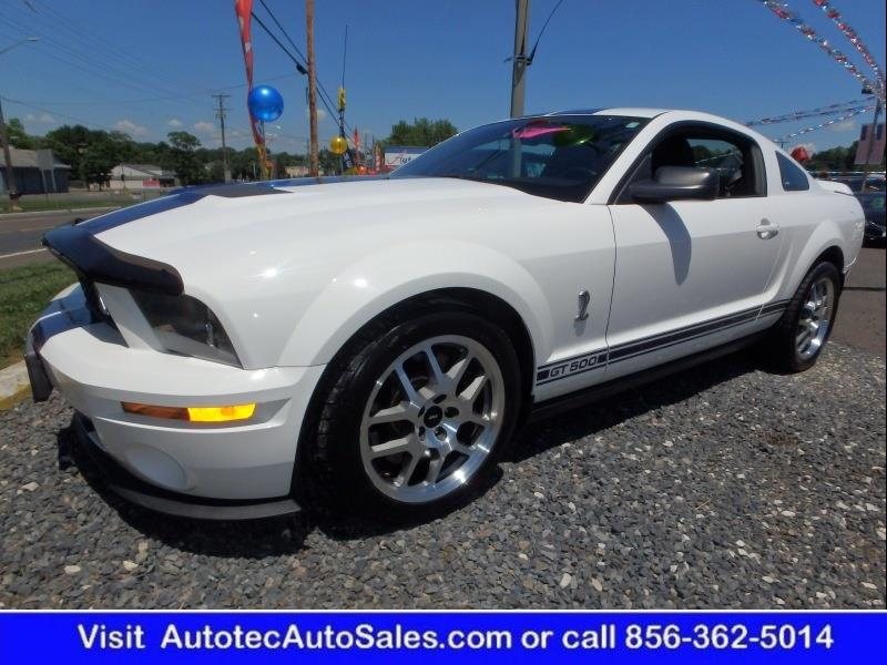 2008 Ford Shelby GT500 2dr Coupe - Vineland NJ