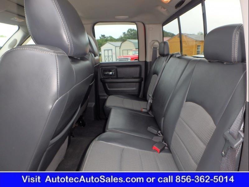 2009 Dodge Ram Pickup 1500 4x4 SLT 4dr Quad Cab 6.3 ft. SB - Vineland NJ
