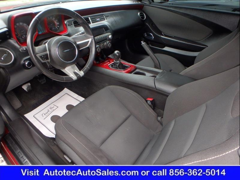 2011 Chevrolet Camaro SS 2dr Coupe w1SS In Vineland NJ  AutoTec