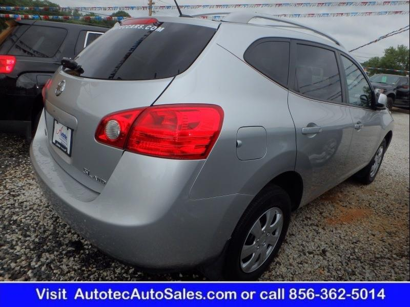 2008 Nissan Rogue AWD SL Crossover 4dr - Vineland NJ