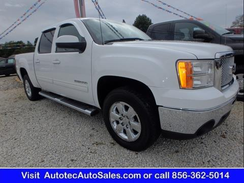2010 GMC Sierra 1500 for sale in Vineland, NJ