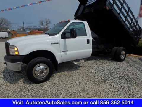 2007 Ford F-350 XL for sale in Vineland, NJ