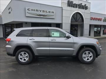 2017 Jeep Grand Cherokee for sale in Union Grove, WI