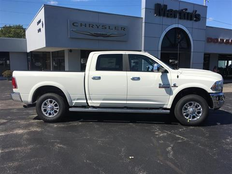 2018 RAM Ram Pickup 2500 for sale in Union Grove, WI